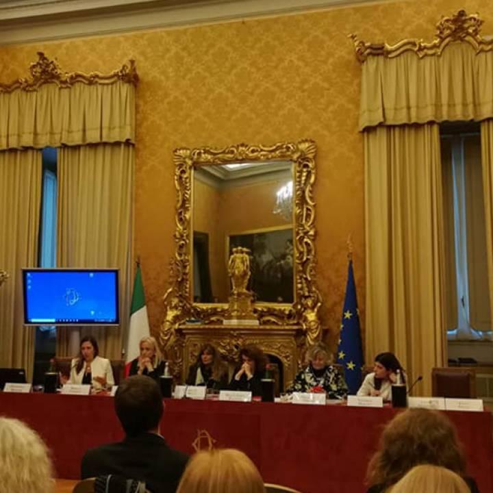 Mirella Casiello speaker alla Camera dei Deputati, «Leadership al femminile: donne dello Stato»