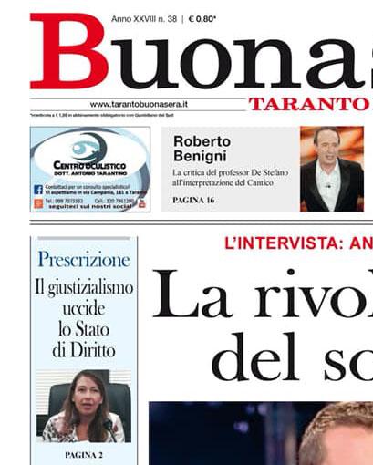 L'Italia si sta consegnando al giustizialismo