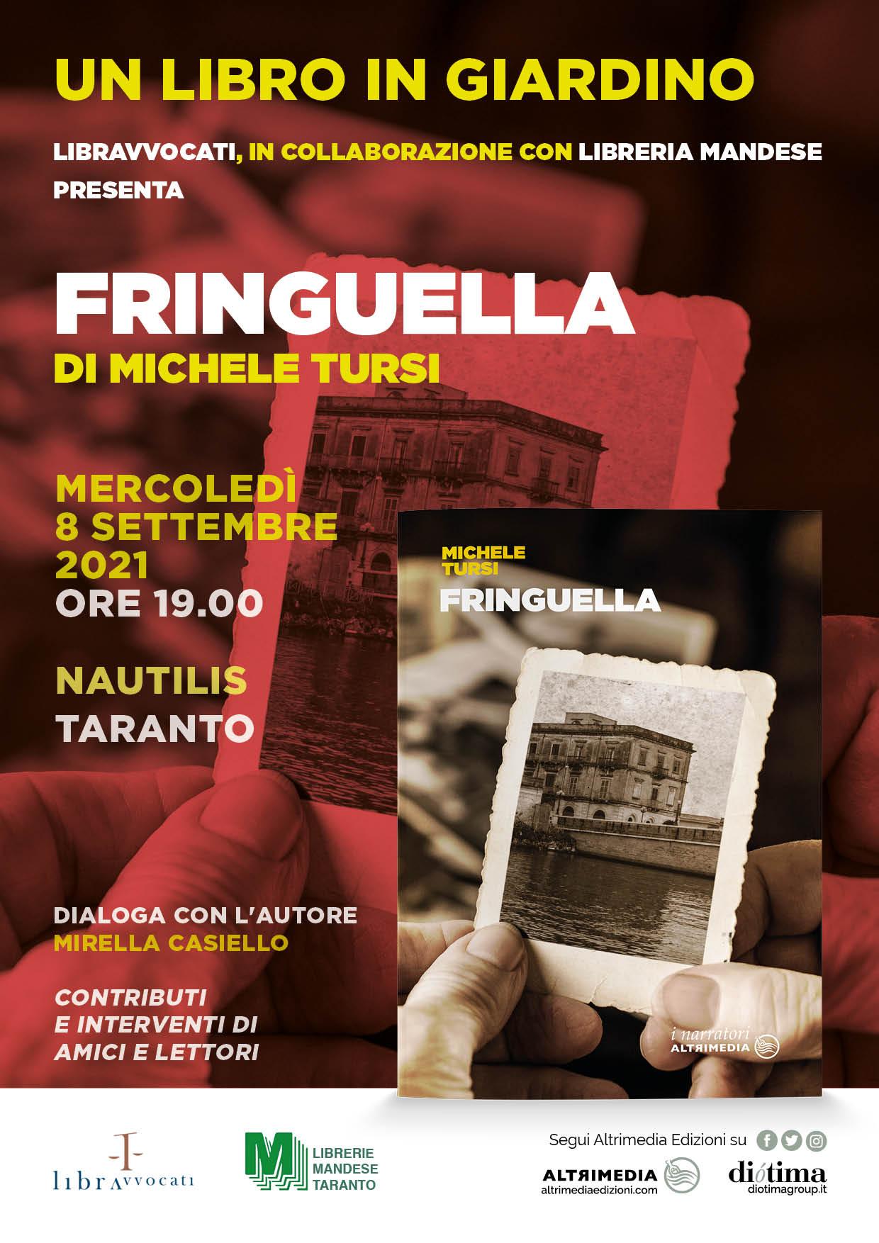 Taranto, la vita di tutti i giorni ai tempi della Guerra. Un libro in Giardino l'8 settembre al Nautilus